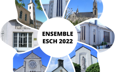 Ensemble même si différents/Esch 2022