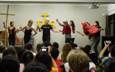 Pèlerinage en Albanie avec la pastorale des jeunes